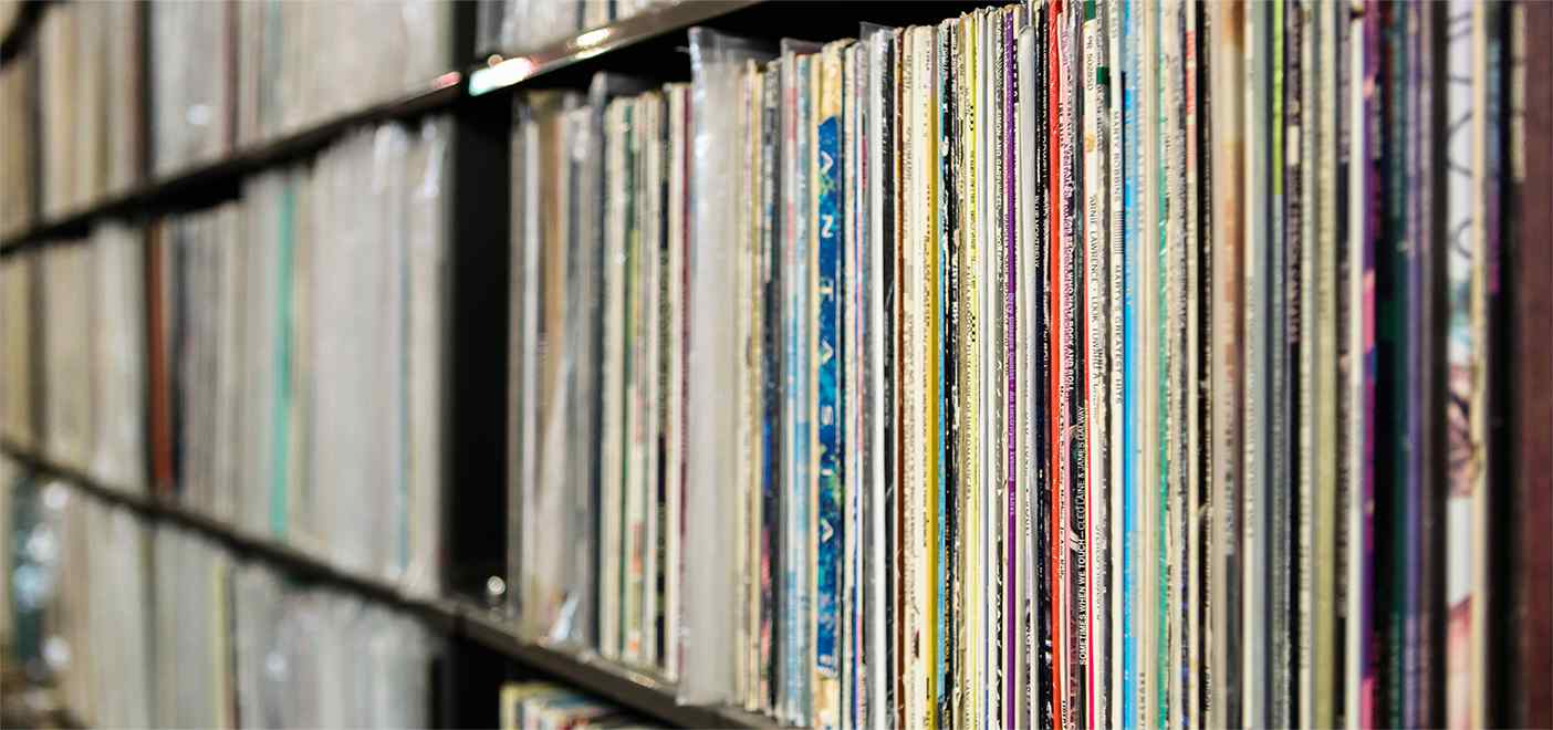 The Audio Alternative — Record Collection